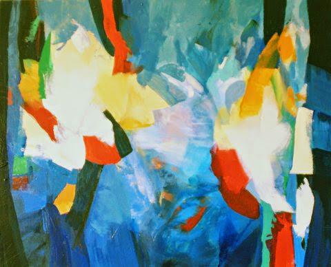 Nieuw schilderij juni 2013
