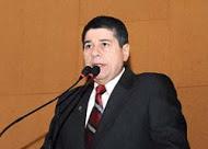 DEPUTADO ESTADUAL GILBERTO SANTANA.