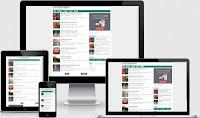 download template blog gratis fast loading