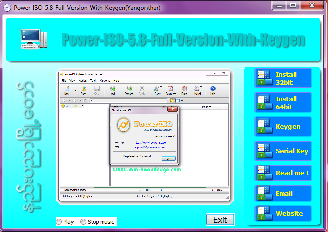 power iso dan crack
