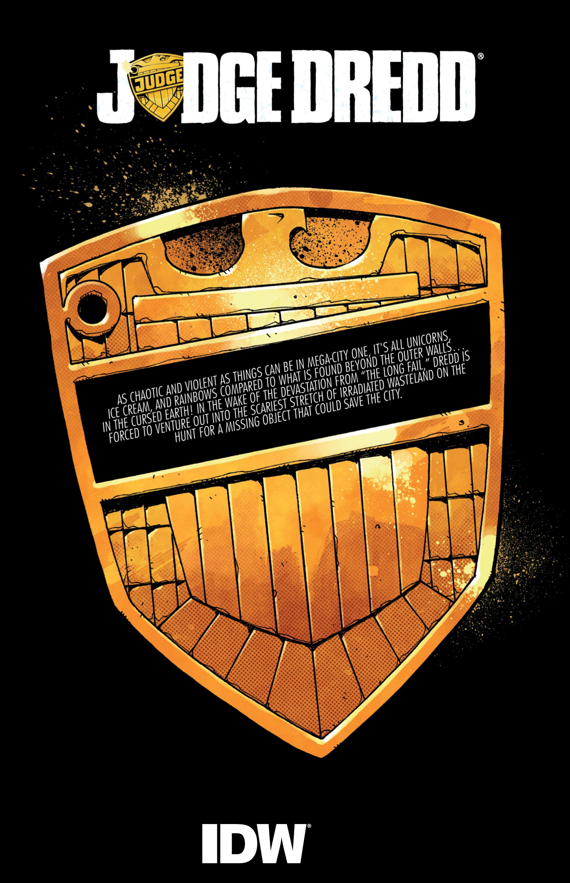 Read online Judge Dredd (2012) comic -  Issue # _TPB 3 - 102