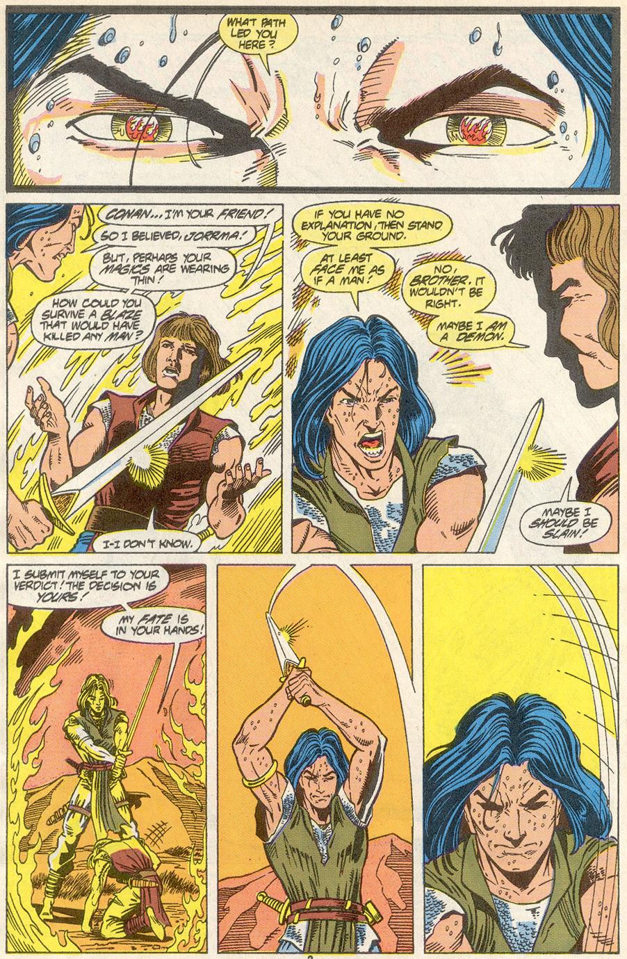 Conan the Barbarian (1970) Issue #234 #246 - English 3