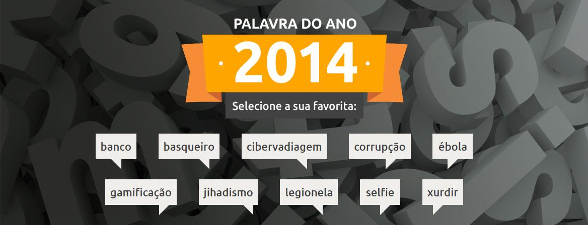 Vamos eleger XURDIR como Palavra do Ano (clique para votar)