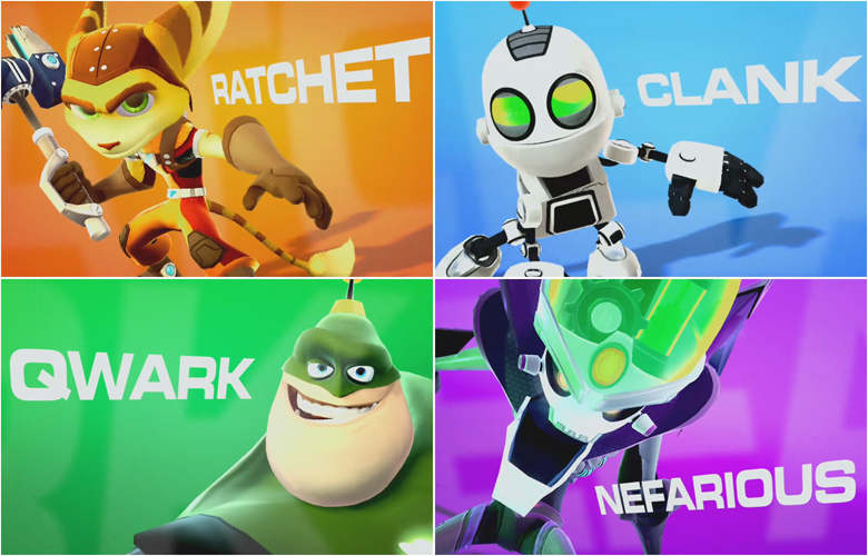 Analise - Ratchet and Clank:All 4 One Ratchet_clank_all_4_one