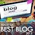 Penghujung Malaysia Best Blog 2015