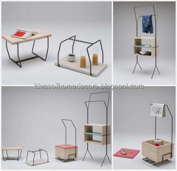 Top Five Multi Purpose Furniture For Small Spaces