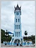 setelah renovasi jam gadang