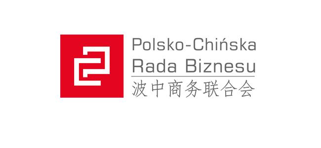 Logo Polsko - Chińskiej Rady Biznesu