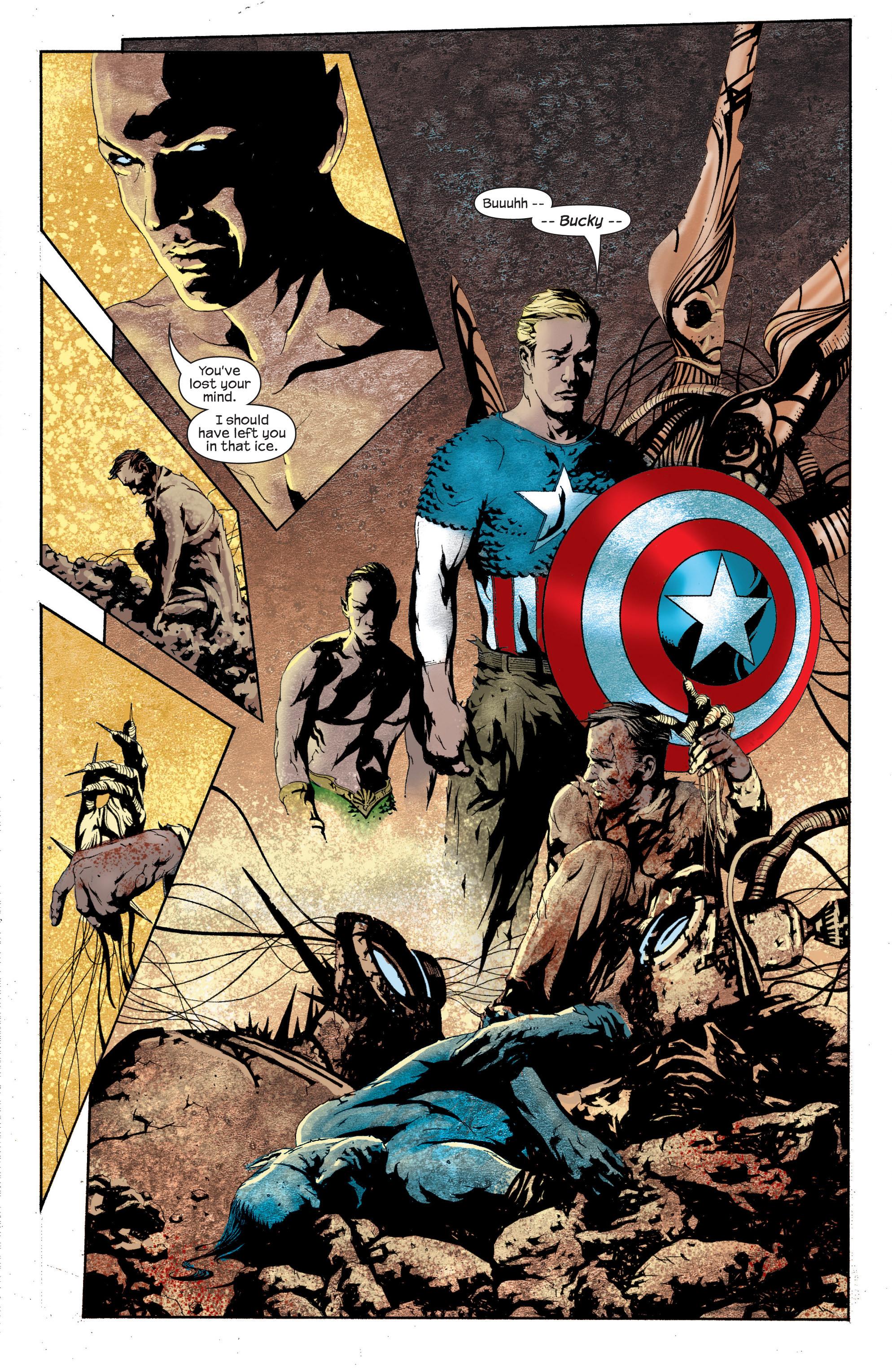 Captain America (2002) Issue #12 #13 - English 19