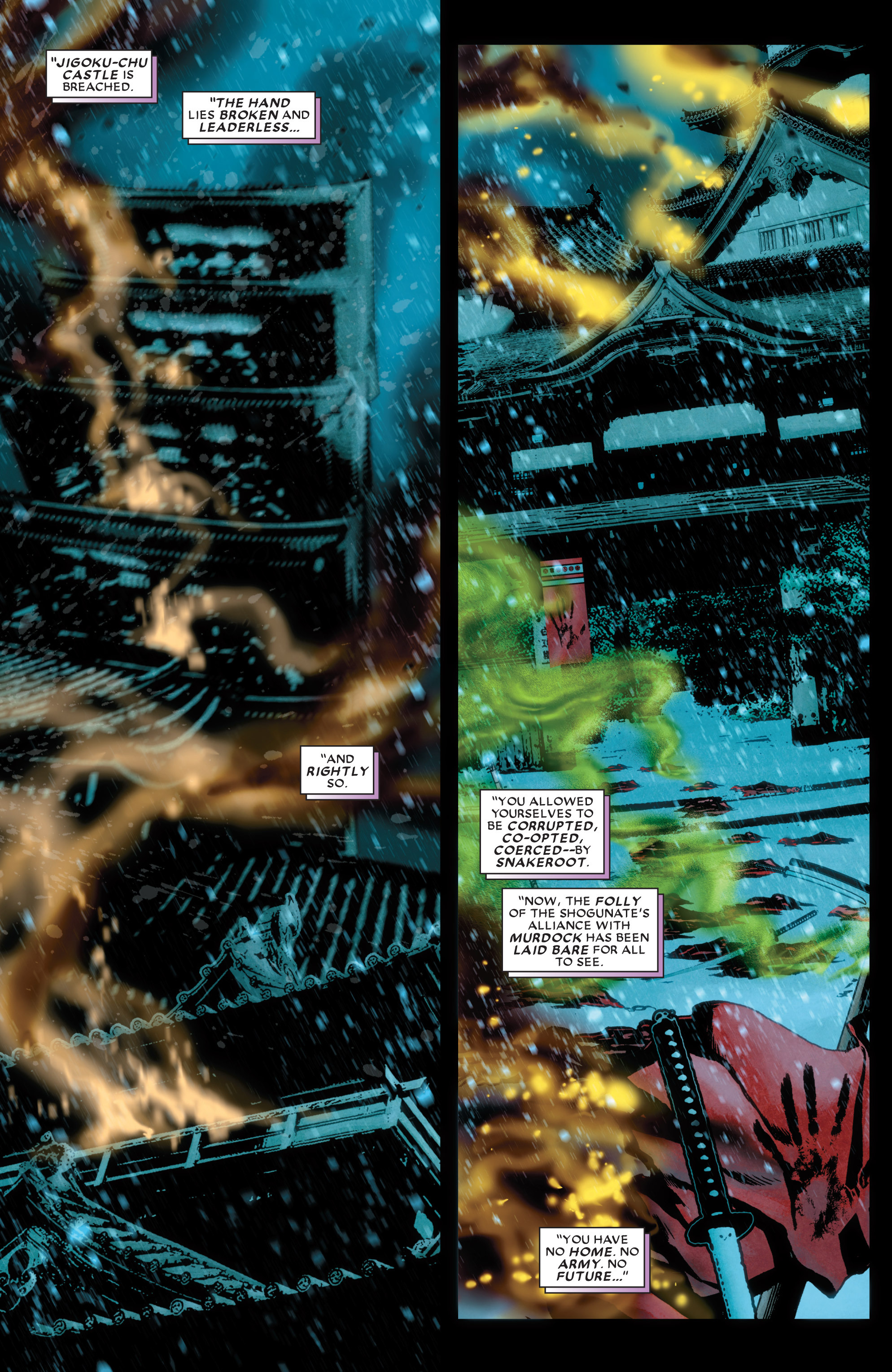 Read online Daredevil (1998) comic -  Issue #512 - 13