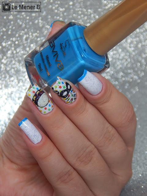 nail art inglesinha