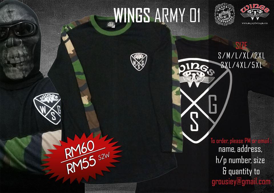 Wings - Awie Naga Kramat