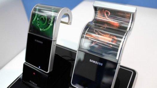 Samsung Flexibel Oled Screen