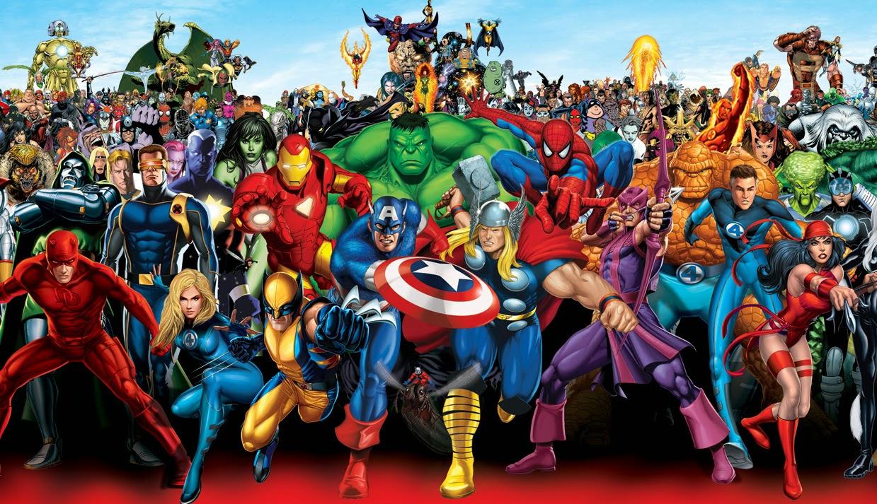 Marvel hero hd wallpaper full hd wallpapers marvel heroes hd wallpapers download credit marvel voltagebd Images