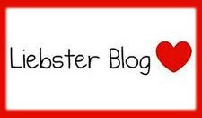 Premio Liebster Blog (blog favorito)