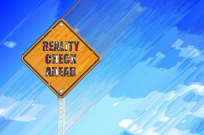 Reality, there is no reality
