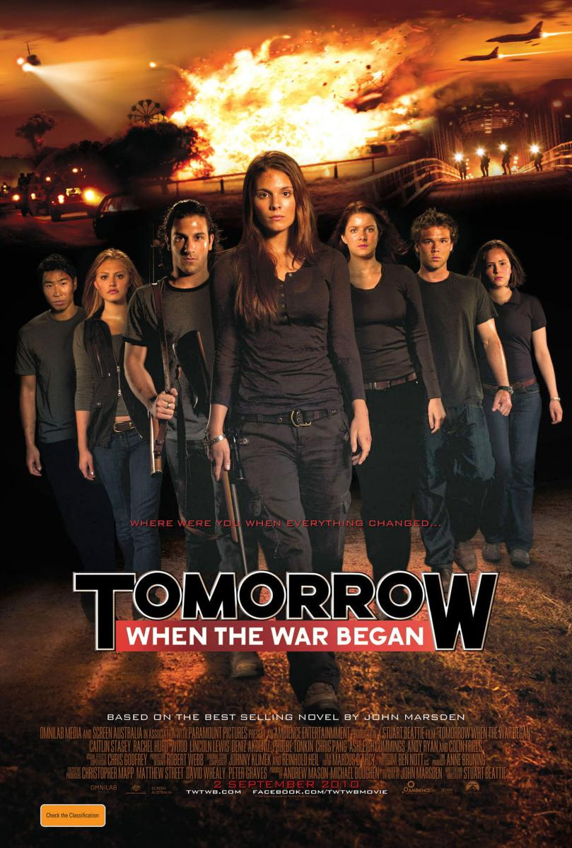 Mañana, cuando la guerra empiece (2010) Online Latino