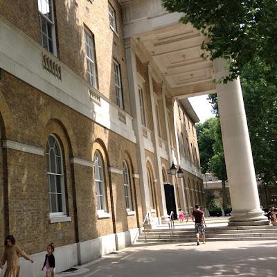 Saatchi Gallery, Chelsea, London
