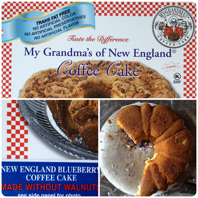 Grandma S New England Coffee Cake