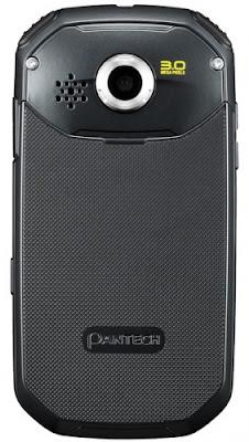 Pantech Crossover - Pantech P8000 - AT&T