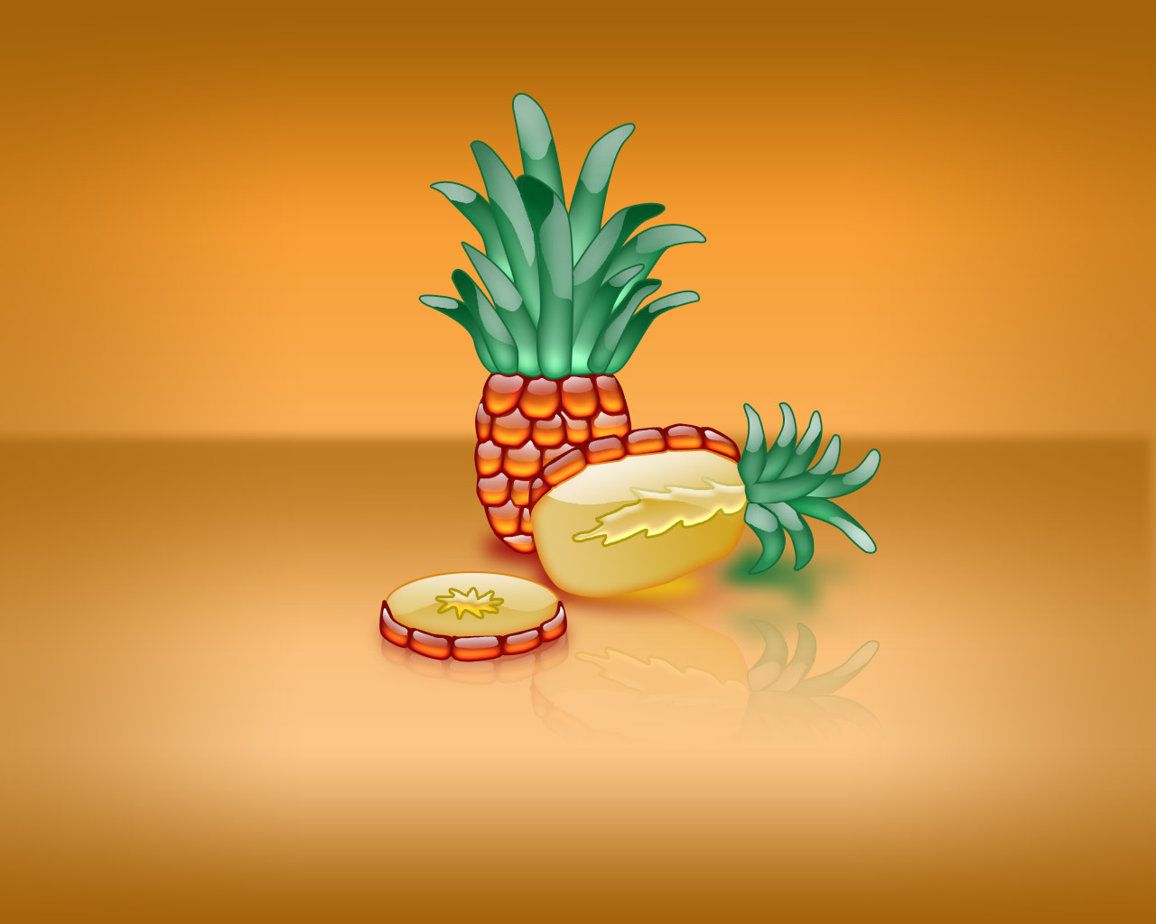 Aqua Mango Wallpaper Abstract D Wallpapers in jpg format for free