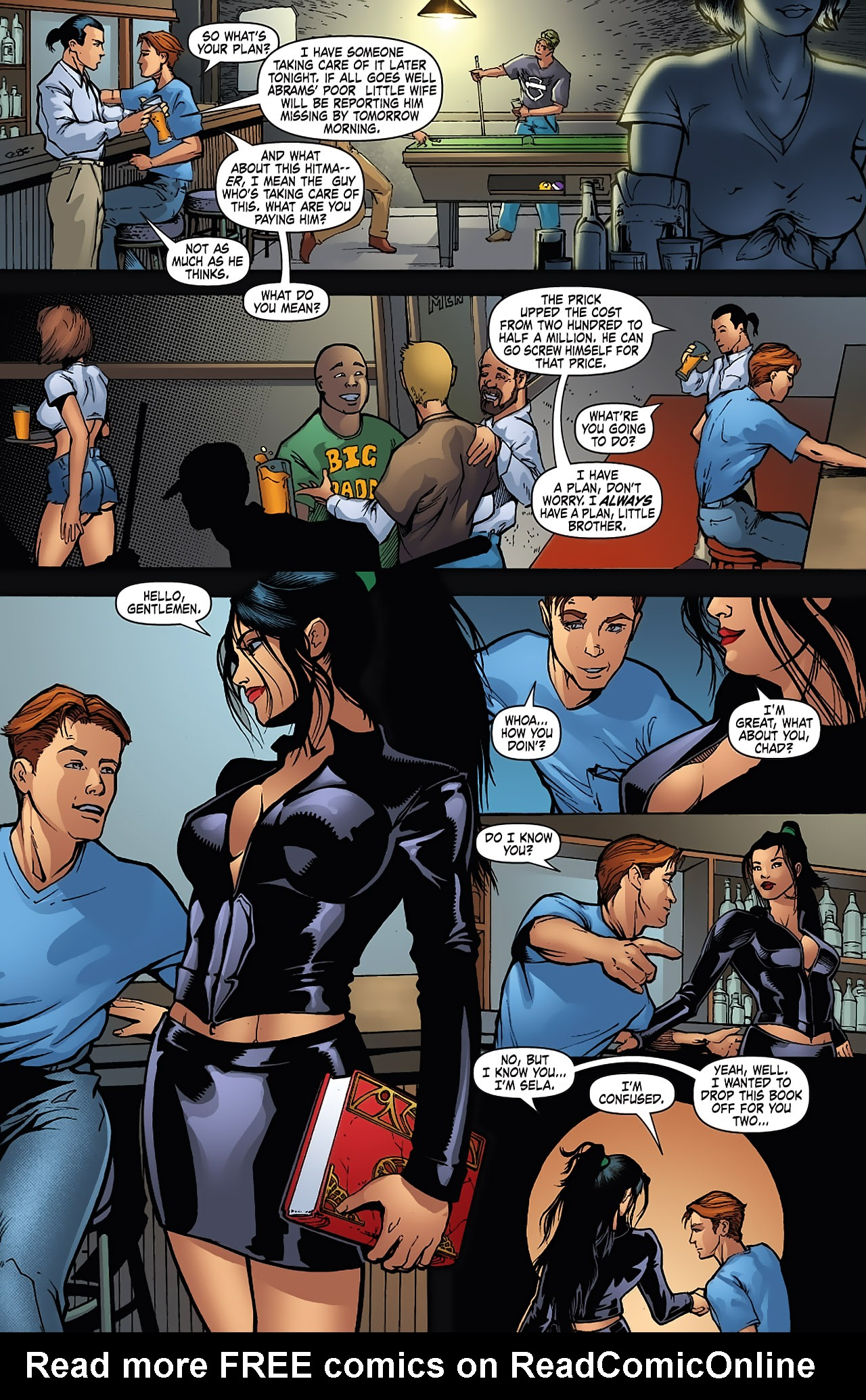 Grimm Fairy Tales (2005) Issue #12 #15 - English 4
