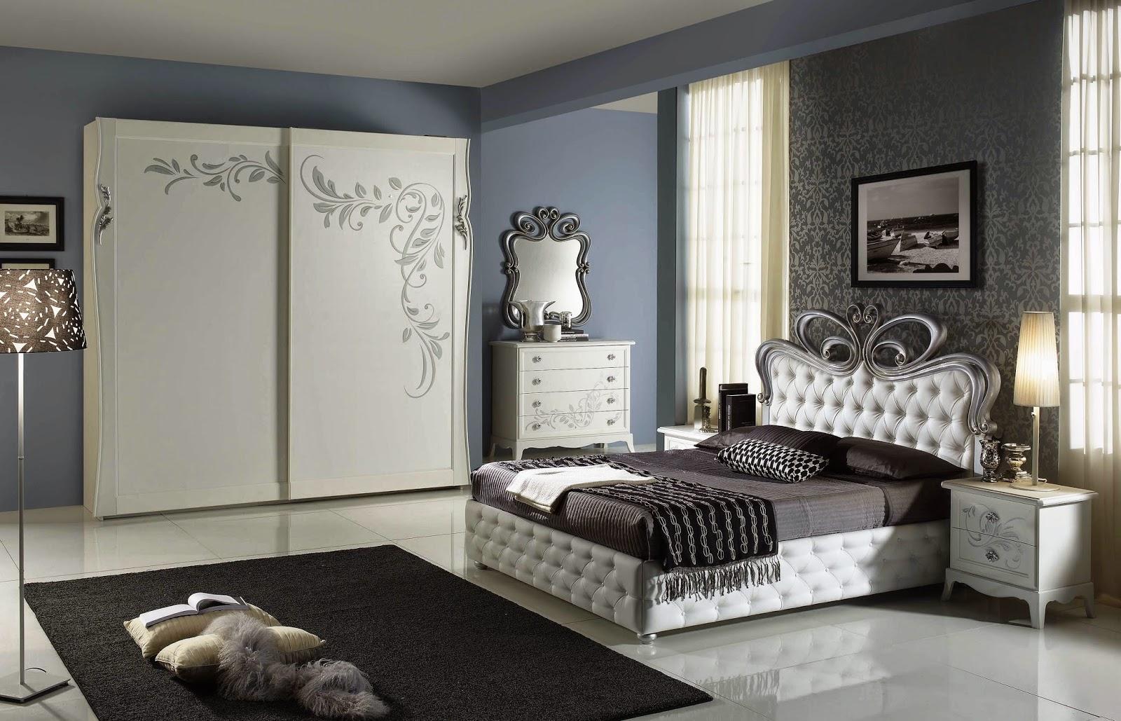 Camera da letto arredamenti a s mobilandia traslochi for 6 piani di camera da letto 6 bagni