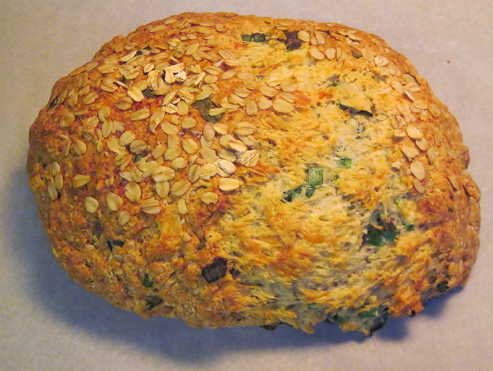 cheddar onion soda bread