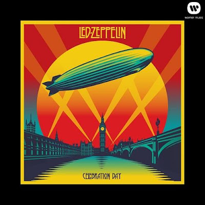 "LED ZEPPELIN ""Celebration Day"""