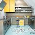 Decoração: cozinha amarela