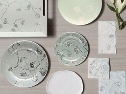 Three cheers for cherry blossoms and a giveaway home interior