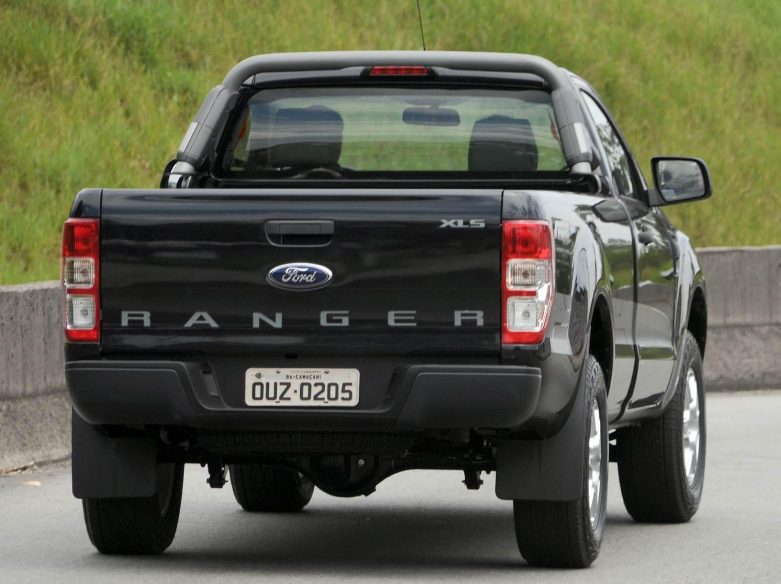 Ford Ranger Sport 2.5 Flex 2014