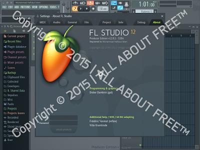 fl studio 12.0.2 crack only