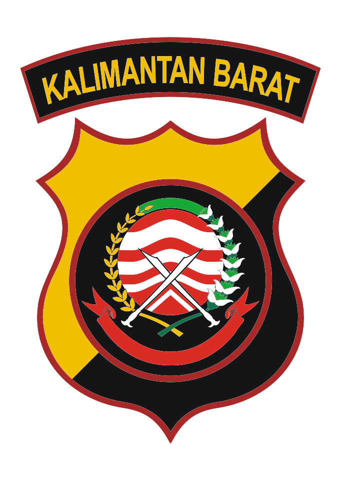 Download Logo Polda Kalimantan Barat Vector