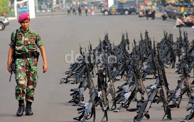 Tni Siap Amankan Demo Buruh Strategi Militer Indonesia Informasi