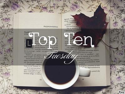 Top Ten Tuesday #12: Diez sagas acabadas que yo no haya acabado de leer