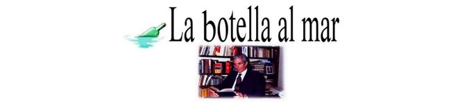 LA BOTELLA AL MAR