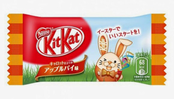 Easter Kit Kat Package