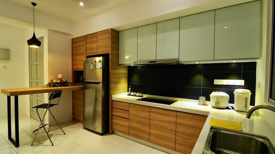 Malaysia home renovation blog condo house idea 7 dahlia for Condo kitchen renovation ideas