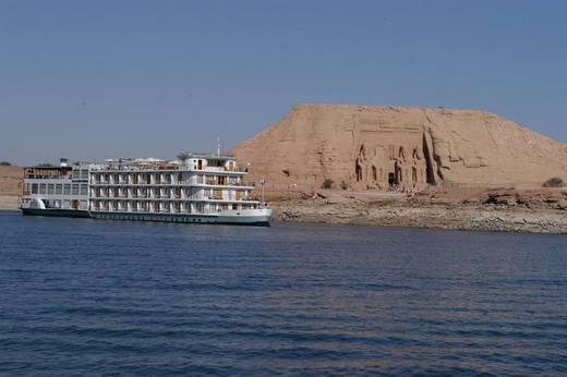 1177662660 Kasr+Ibrim+at+Abu+Simbel 10 Bendungan Terbesar di Dunia