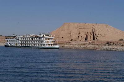Nasser/Nubia, Mesir dan Sudan