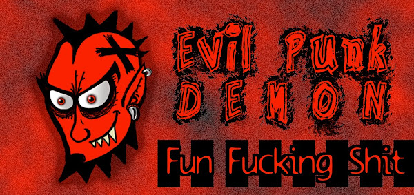 Evil Punk Demon