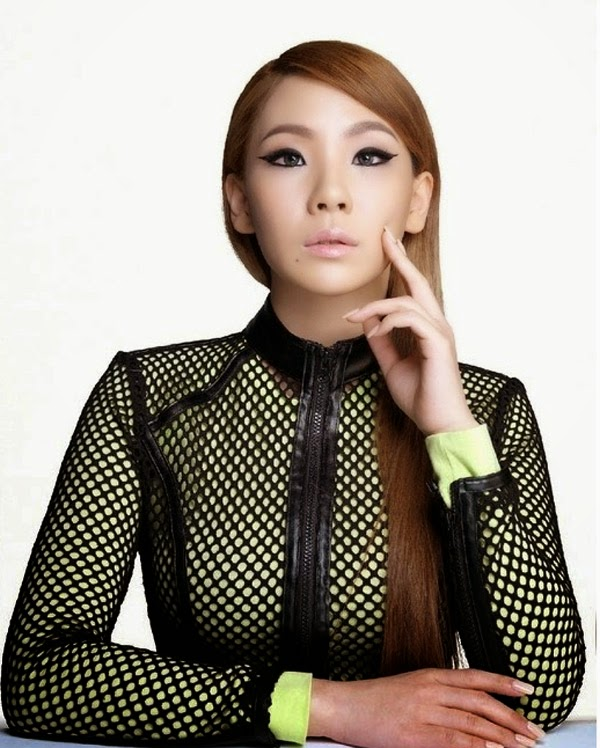 CL (2NE1) xác nhận tham gia album mới của Black Eyed Peas?