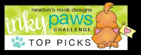 Inky Paws Challenge Top Picks - Newton's Nook Designs