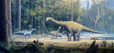 Jurassic World Bisa Diciptakan di Dunia Nyata