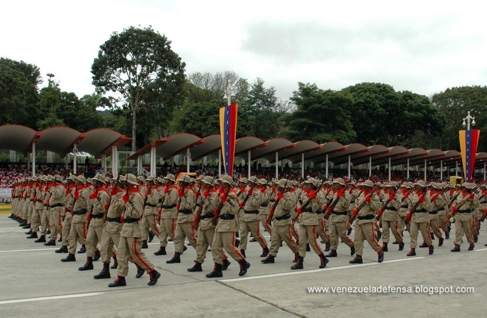 Desfile Civico-Militar 2012 (Venezuela)
