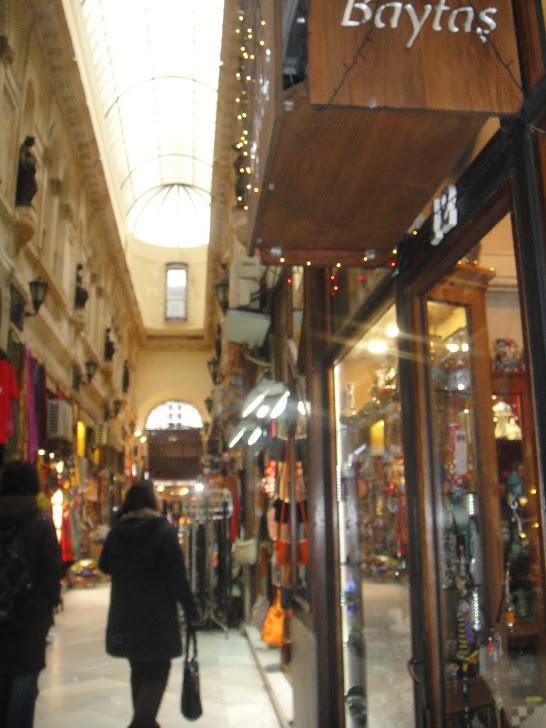 Visitando los Bazares