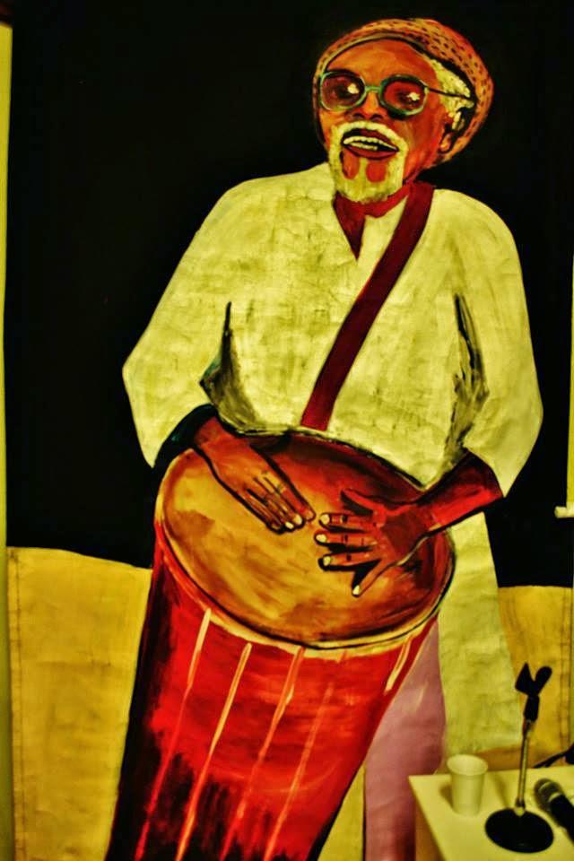 Mestre Giba Giba