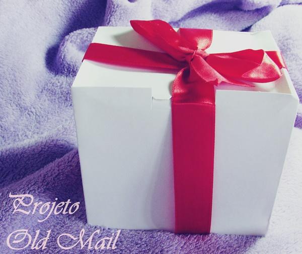 Projeto Old Mail: resultado do Amigo Caneca