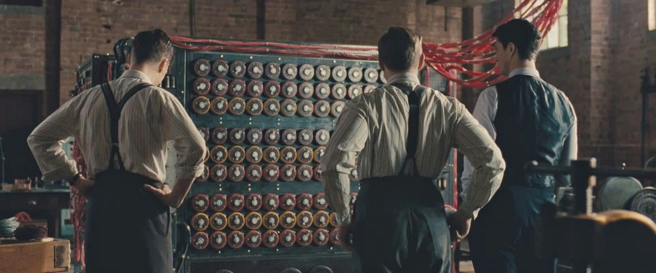 the imitation game-benedict cumberbatch-allen leech-matthew goode